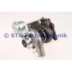 Kubota Industriemotor 1J750-17016 Turbo - 49131-02062 - 49131-02061 - 49131-02060 - 1J750-17016 - 1J750-17015 - 1J750-17014 Mits