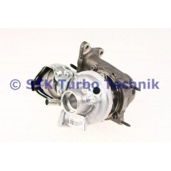 Lancia Musa 1.3 Multijet 50825117 Turbo - 822088-5009S - 822088-5008S - 822088-5007S - 822088-5006S - 822088-0009 - 822088-0008