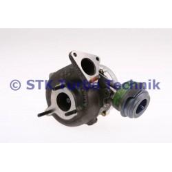 Audi A6 1.9 TDI (C5) 038145702K Turbo - 454231-5012S - 454231-9012S - 454231-5007S - 454231-5005S - 454231-0005 - 454231-0004 -