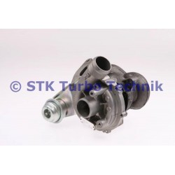Lancia Zeta 2.0 HDI 9637861280 Turbo - 713667-5003S - 713667-0003 - 713667-0001 - 9637861280 - 9644384180 Garrett