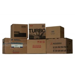 Liebherr Baumaschine 5700198 Turbo - 5327 988 6616 - 5700198 BorgWarner