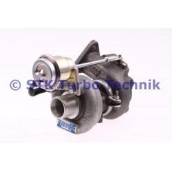 Lombardini Focs Industriemotor 9610056 Turbo - 49173-07311 - 49173-07310 - TD025M-03C-2.0 - 9610056 - 9610050 Mitsubishi