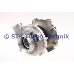 MAN Generator 51.09100-7013 Turbo - 5327 988 6909 - 5327 971 6909 - 51.09100-7013 - 50.09100-7013 - Rechts BorgWarner