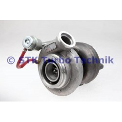 MAN Traktor 51.09100-7619 Turbo - 4035309 - 4035330 - 51.09100-7619 - 51091007619 Holset
