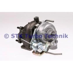 Mazda 323 B6E813700 Turbo - VJ14 - NB150061 - B6E813700 IHI