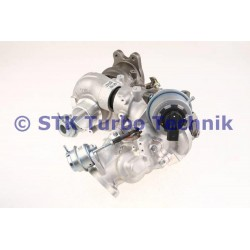 Mazda CX-5 2.2 SKYACTIV-D SH0113700B Turbo - 810358-5005S - 810358-5004S - 810358-5003S - 810358-5002S - SH0113700B - SH0113700A