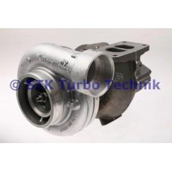 Mercedes OM502LA A0090960599 Turbo - 5641 988 0001 - 5641 197 0001 - A0090960599 - 0090960599 BorgWarner
