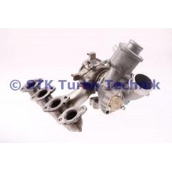 Mercedes B-Klasse 200 TURBO (W245) A2660900380 Turbo - 5303 988 7200 - 5303 970 7200 - A2660900380 - A2660900280 - 2660900380 -