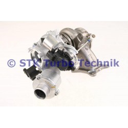 Audi Q3 40 TFSI (F3) 06K145874M Turbo - 9VA09 - IS20 - 06K145702R - 06K145702Q - 06K145702K - 06K145702E - 06K145874M - 06K14587