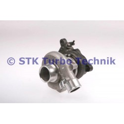 Mitsubishi L 200 2,5 TD 4x4 (K6_T) MR355225 Turbo - 49177-02512 - 49177-02513 - 49177-07612 - MR355225 - MD194845 Mitsubishi