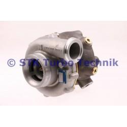 MTU Generator MDE 93.21200-6487 Turbo - 5327 988 7110 - 5327 970 7110 - 93.21200-6487 BorgWarner