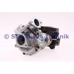 Nissan Navara 2.5 DI 14411-VK500 Turbo - VN3 - 14411-VK500 IHI