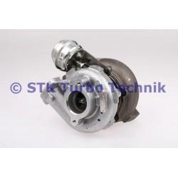Nissan Pathfinder 2.5 DI 14411EB300 Turbo - 751243-5002S - 751243-9002S - 751243-0002 - 14411EB300 - 14411-EB300 Garrett