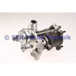 Nissan Qashqai II 1.2 DIG-T 1441100Q2M Turbo - 49373-05005 - 49373-05004 - 49373-05003 - 49373-05001 - 1441100Q2M - 1441100Q3F -
