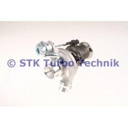 Opel Astra J 1.6 CDTI 55583588 Turbo - 814698-5002S - 814698-0002 - 55583588 - 55496238 - 860526 Garrett