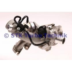 Opel Astra J 1.4 Turbo ECOTEC 860156 Turbo - 853215-5003S - 781504-5011S - 781504-5007W - 781504-5007S - 781504-5006S - 781504-5