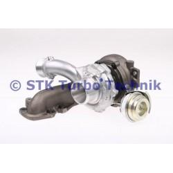 Opel Astra H 1.9 CDTI 849348 Turbo - 773720-5001S - 766340-5001S - 755046-0003 - 755046-0002 - 755046-0001 - 740067-0002 - 75504