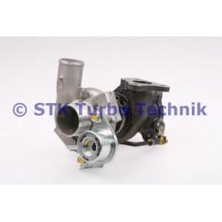 Opel Corsa C 1.7 DI 860036 Turbo - 49173-06503 - 49173-06501 - 49173-06500 - 860036 - 97185241 - 8971852413 - 8971852412 Mitsubi