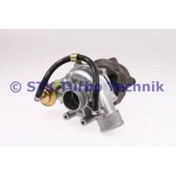 Opel Frontera A 2.5 TDS 860025 Turbo - VA59B - VA180086 - VB180086 - 860025 - 91153668 IHI