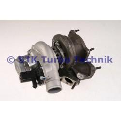 Opel Insignia 2.8 V6 Turbo 860243 Turbo - 49389-01762 - 49389-01761 - 49389-01760 - 860243 - 12637545 - 12630850 Mitsubishi