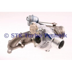 Opel Meriva A 1.6 Turbo OPC 5860016 Turbo - 5303 998 0110 - 5303 988 0110 - 5303 970 0110 - 5860016 - 55355617 BorgWarner