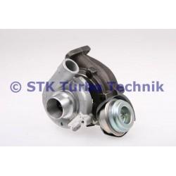 Opel Omega B 2.2 DTI 860037 Turbo - 705097-5002S - 705097-0002 - 705097-0001 - 860037 - 24404592 - 9202612 Garrett