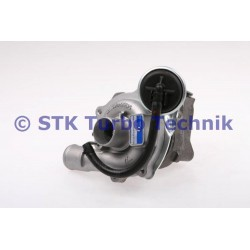 Opel Tigra B 1.3 CDTI 860067 Turbo - 5435 988 0006 - 5435 970 0006 - 860067 - 93177409 - 73501344 BorgWarner