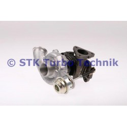 Opel Vectra B 2.0 DTI 860046 Turbo - 454216-5003S - 454216-0003 - 454216-0002 - 454216-0001 - 860046 - 860027 - 24442214 - 90570