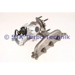 Opel Zafira C 1.6 SIDI 860367 Turbo - 816555-5006S - 816555-5005S - 816555-0006 - 816555-0005 - 860367 - 55571800 Garrett
