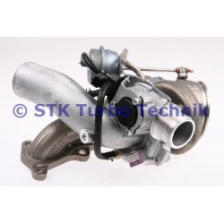 Opel Zafira A 2.0 Turbo OPC 849147 Turbo - 5304 988 0024 - 5304 970 0024 - 849147 - 90423508 BorgWarner
