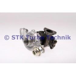 Opel Zafira A 2.0 DTI 860046 Turbo - 454216-5003S - 454216-0003 - 454216-0002 - 454216-0001 - 860046 - 860027 - 24442214 - 90570