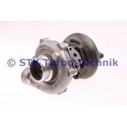 Perkins Industriemotor 2674A147 Turbo - 466674-5007S - 466674-0007 - 2674A147 Garrett