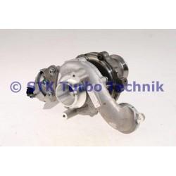 Peugeot 308 II 1.6 HDi 120 FAP 9804119380 Turbo - 819872-5001S - 819872-0001 - 9804119380 Garrett
