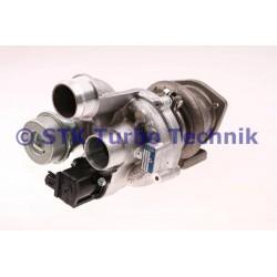 Peugeot 308 1.6 THP 16v 200 0375R4 Turbo - 5303 988 0163 - 5303 971 0163 - 5303 970 0163 - 5303 988 0181 - 0375R4 BorgWarner