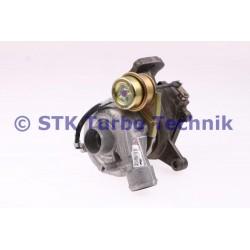 Peugeot 406 2.0 HDI 0375C8 Turbo - 706977-0003 - 706977-0001 - 5303 988 0009 - VVP1 - VF40A104 - 0375C8 - 0375E3 - 0375E1 - 0375