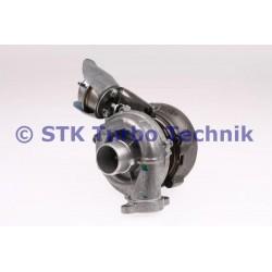 Peugeot 5008 1.6 HDi FAP 110 0375J6 Turbo - 753420-5006S - 753420-9006S - 753420-5005S - 753420-5004S - 753420-0004 - 753420-000