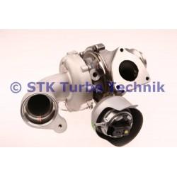 Peugeot 5008 2.0 HDi FAP 150 0375P2 Turbo - 806497-5001S - 783248-5003S - 783248-0003 - 0375P2 - 0375S8 - 0375S6 Garrett