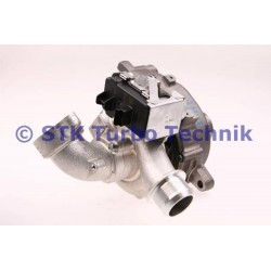 Peugeot 508 2.2 HDi FAP 205 0375R6 Turbo - 49477-01013 - 49477-01012 - 0375R6 Mitsubishi