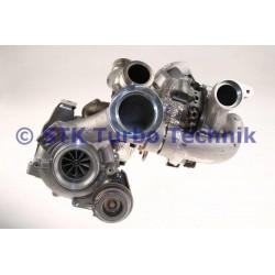Audi SQ5 3.0 TDI 059145061AH Turbo - 825965-5008S - 825965-5006S - 825965-0008 - 825965-0006 - 059145061AH - 059145061AF Garrett