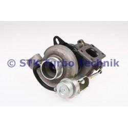 Peugeot J5 2.5 TD 037524 Turbo - 465247-5001S - 465247-0001 - 037524 - 037557 - 9563581180 Garrett