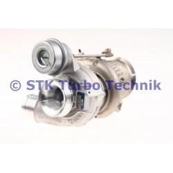 Peugeot RCZ 1.6 THP 16v 270 9805985280 Turbo - 5304 988 0189 - 5304 970 0189 - 9805985280 BorgWarner