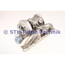 Audi TT RS 2.5 TFSI (8J) 07K145701C Turbo - 1855 988 0001 - 1855 970 0001 - 07K145701C BorgWarner