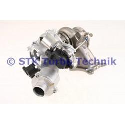 Audi TT 40 TFSI (8J) 06K145874M Turbo - 9VA09 - IS20 - 06K145702R - 06K145702Q - 06K145702K - 06K145702E - 06K145874M - 06K14587
