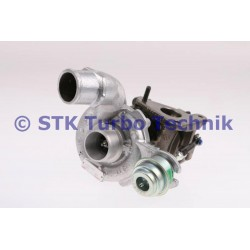 Renault Trafic II 1.9 dCi 8200091350A Turbo - 751768-5005S - 751768-5004S - 751768-5003S - 751768-0001 - 717345-0002 - 703245-00
