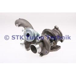 Renault Vel Satis 2.0 16V Turbo 7701478861 Turbo - 49377-07303 - 49377-07301 - 49377-07300 - 7701478861 - 7711368133 Mitsubishi