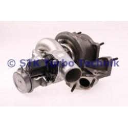 Saab 9-3 II 2.8 V6 Turbo 55569051 Turbo - 49389-01710 - 49389-01700 - 55569051 - 55557012 - 55564299 - 5860017 Mitsubishi