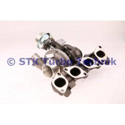 Saab 9-5 1.9 TiD 55203091 Turbo - 773148-5001S  - 773148-0001 - 762660-0003 - 762660-0002 - 55203091 - 55205481 - 55565542 BorgW