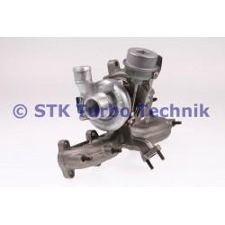 Seat Alhambra 1.9 TDI 038253056AX Turbo - 5439 988 0017 - 5439 970 0017 - 5439 988 0006 - 5439 970 0006 - 038253056AX - 03825305