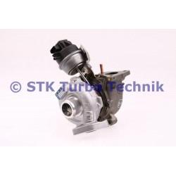 Seat Exeo 2.0 TDI 03L145702M Turbo - 5303 988 0190 - 5303 970 0190 - 5303 988 0140 - 5303 970 0140 - 5303 988 0133 - BV43-140 -