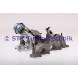 Seat Toledo II 1.9 TDI 038253019C Turbo - 713672-5006S - 713672-9006S - 713672-5005S - 713672-0002 - 768329-5001S - 454232-1/3/4